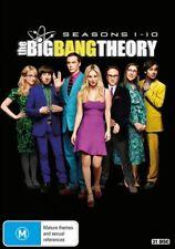 The Big Bang Theory : Season 1-10 (DVD, 2017, 31-Disc Set)