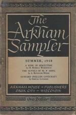 Arkham Sampler #1 Summer 1948 from Arkham House with Lovecraft & August Derleth