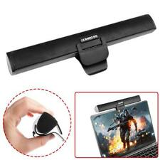 USB Powered Audio Speakers Amplifier Earphone Jack For PC Laptop Computer BE