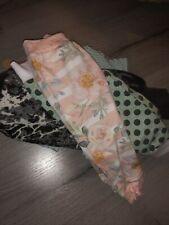 Baby Bekleidung Paket Mädchen 50/56 Neu Handmade Set Pumphosen Winterpaket