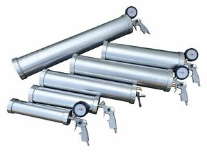 Modell 2 DRUCKLUFT BAITGUN 2,3Kg / 1600ml pneumatische Airgun Teiggun Boiliegun