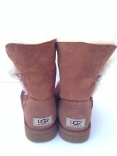 Uggs Womens Brown Boots Size 6