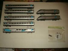 HO BACHMANN AMTRAK ACELA  LOT OF 7
