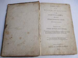 RARE 1802 BOOK INCREASE OF PIETY OR THE REVIVAL OF RELIGION IN THE USA