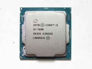 Intel Core i5-7600 3.50GHz Quad-Core LGA1151 SR334 Processor