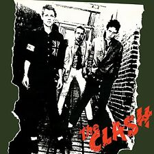 The Clash SELF TITLED Debut Album 180g SONY MUSIC / LEGACY New Sealed Vinyl LP