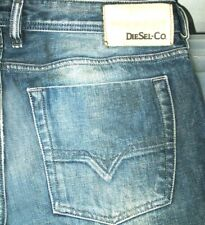 *HOT AUTHENTIC Men DIESEL @ ZATINY 882T Regular BOOTCUT DARK Denim Jeans 34 x 31