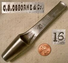 Vintage C.S Osborne Leather Tool #169-2