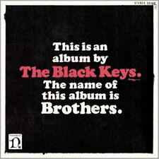 cd black keys Brothers