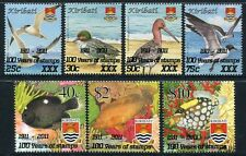 Kiribati 2011 100 Jahre Briefmarken Fische Vögel Fishes Birds Poissons ** MNH