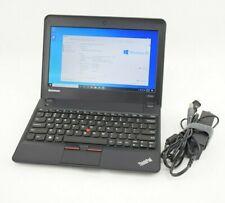 "Lenovo Thinkpad X131e 11.6"" Notebook Laptop Windows 10 8GB RAM 500GB Hard Drive"