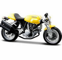 MAISTO 1:18 Ducati Sport 1000 MOTORCYCLE BIKE DIECAST MODEL TOY NEW IN BOX