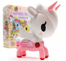 """Tokidoki UNICORNO SERIES 5 ROSA LATTE 3"""" Mini Vinyl Figure Toy Blind Box"""