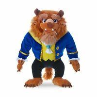 Disney Store Beast Medium Soft Toy, Beauty and the Beast