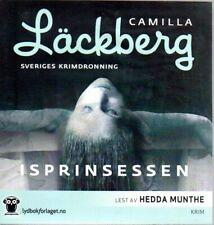 CD Hörbuch CAMILLA LÄCKBERG NORWEGISCH - Isprinsessen