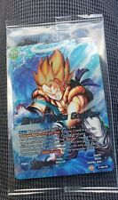 Dragon Ball Z Super Miracle Strike Gogeta Son Goku Vegeta Double Feature Promo C