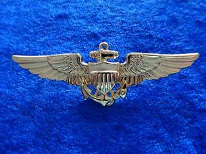 (A23-001) US Officer PILOT Wing NAVY / Marine Corps Original!
