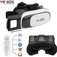 VR Box 2.0 -  3D Movie Game Box for iPhone and other smartphone 4.7-6.0""