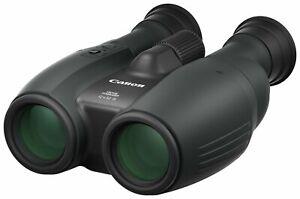 Canon IS Image Stabilising 12 x 32 mm Binoculars - Black