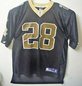 Equipment NFL N O Saints Mark Ingram #28 Men's Large Nylon Jersey Reebok Onfield