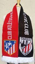 Club Atletico De  Madrid Soccer Scarf UEFA League Event Scarf