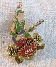 Hard Rock Cafe Pin Online - 2000  Elf Band Member Guitaqr Player (#2867)