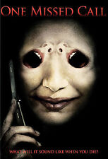 One Missed Call (Dvd, 2008) Disc Only