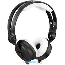 Sennheiser HD25 / HD 25 SP Velour Teddy White Replacement Ear Pad Set By Zomo