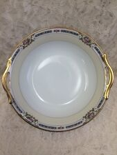 "Noritake YBRY 10"" Round Vegetable Dish Circa: 1921"