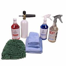 Honest Wash Car Care Deluxe Pressure Washer Foam Cannon Kit