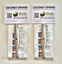 5 coconut opener tools
