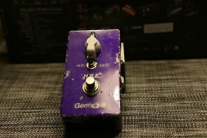 Home Brew Electronics Germania Treble Booster Pedal