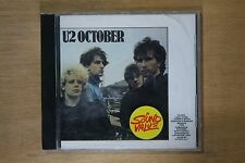 U2  – October     (C339)