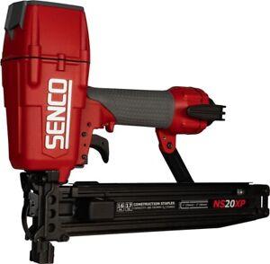 NEW SENCO 9X0001N 16 Ga. 7/16 in. Crown Stapler New PNEUMATIC 2640696