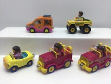Learning Curve Magnetic Diecast Metal Car Truck Dora the Explorer Boots Diego