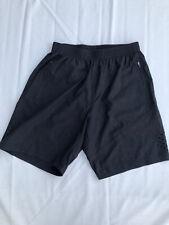 2XU Mens Running Workout Shorts Size XL Black Activewear FAST SHIPPING AUS