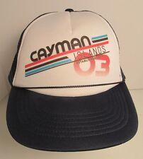 Cayman Islands Hat Cap Trucker Snapback KC Brand Unisex  New