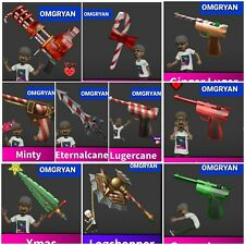 Mm2 godly knives XMAS COLLECTION 🎄 10 ITEMS