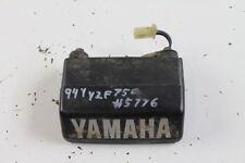 1994 Yamaha YZF750/94 YZF 750 License Light Bracket