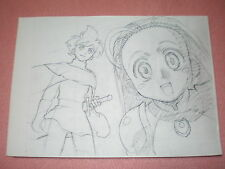 Japanese anime Petite Princess Yucie character reference A4 size copying paper