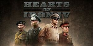 Hearts of Iron IV 4 Cadet Edition [STEAM KEY] [PC GAME] [GLOBAL] Windows 7 8 10