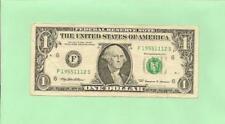 NOVEMBER 12, 1955 ...BIRTHDAY NOTE ... 1999 $1  F 1955 1112 S .... 11-12-1955