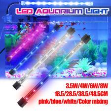 20 Types Underwater  Color Changing LED Aquarium Light Submersible Fish