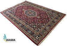 Orientteppich Bidjar  170X240 CM Handgeknüpft rot Teppich~ 100% Wolle