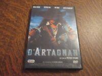 dvd d'artagnan un film de PETER HYAMS