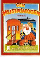 E.Lübke: Der Musikwagen. Musik verstehen - verstehen durch Musik. Schülerbuch.