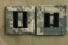 Navy Usn Ia O-3 Lieutenant Rank Army Acu Hook Back Camouflage Camo Uniform Patch