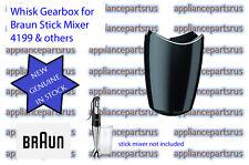 Braun Stick Mixer Gear 4199 - Part 7322111294 - NEW - GENUINE - IN STOCK