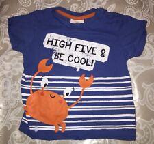 Boys Age 18-24 Months - Topomini T Shirt