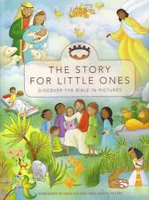 The Story for Little Ones: Discover the Bible in Pictures By Zondervan Kids